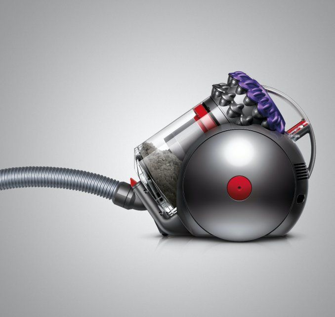 dyson big ball allergy 2 vs multifloor 2